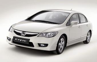 El Civic Hybrid se renueva de cara a 2009