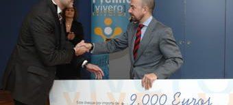 Una empresa de informática gana el Premio Vivero por un proyecto que permite la contabilización automática de las facturas