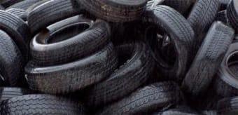Sólo se reciclan cuatro de cada diez neumáticos
