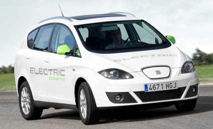Proyecto SEAT León 'Twin Drive Ecomotive