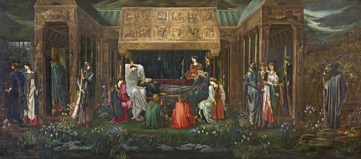 El sueño del Rey Arturo
