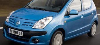 Nissan Pixo: mínimo gasto entre los urbanos compactos