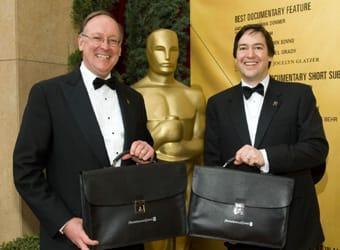 Estas dos personas saben antes que nadie el resultado de los Oscar