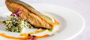 Pescado, alimento saludable