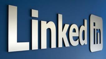 Logo de LinkedIn.