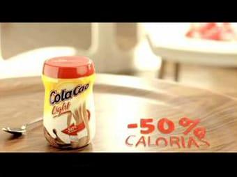 Calorias de colacao con leche semidesnatada