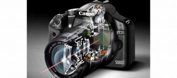 15,1 Megapíxeles y vídeo de Alta Definición real: la Canon EOS 500D