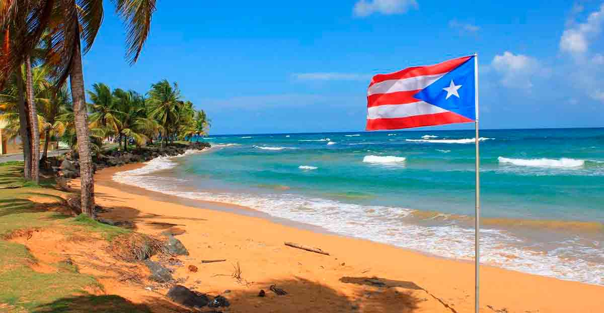 Puerto Rico, la isla más alegre del Caribe