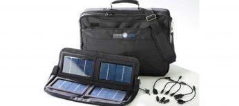 Nuevo maletín solar para cargar el portátil y todos los gadgets