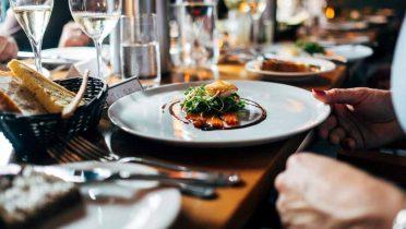 Preferimos la comida autóctona cuando vamos de restaurantes