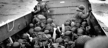 65 aniversario del desembarco de Normandía