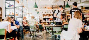 Abrir una cafetería, heladería y panadería en franquicia cuesta una media de 1.972 euros por metro cuadrado
