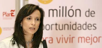 La ministra de Vivienda, Beatriz Corredor