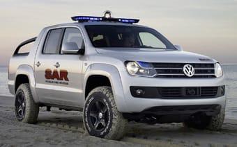 Amarok, pick up de Volkswagen