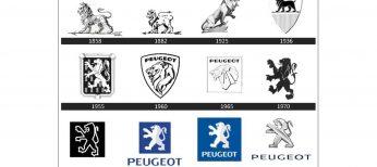 150 años del león de Peugeot