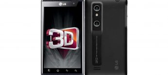 El primer teléfono smartphone inteligente con 3D y sonido DTS