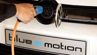 Los nuevos coches eléctricos de Volkswagen llegan en 2013