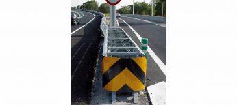 Los peligros de los márgenes en carretera y medianas