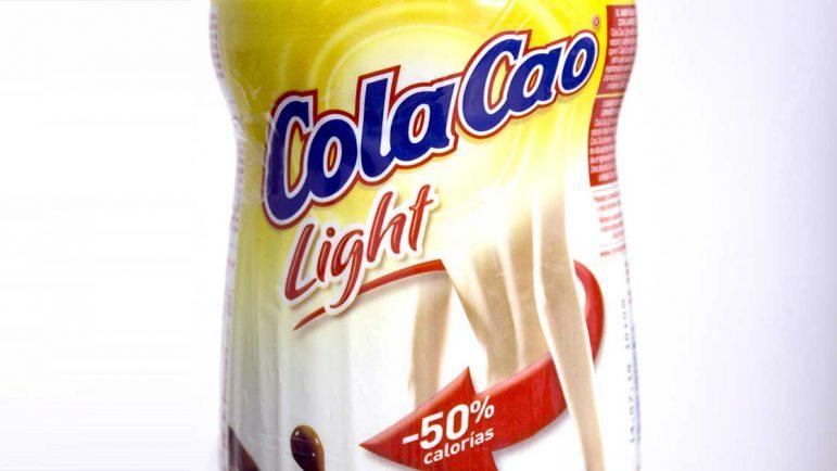 Adiós al Cola Cao Light
