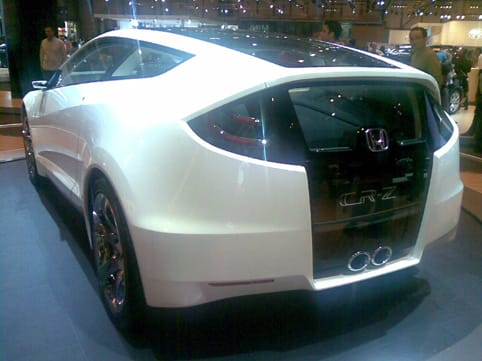 CR-z de Honda