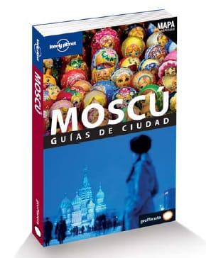Guía Lonely Planet de Moscú