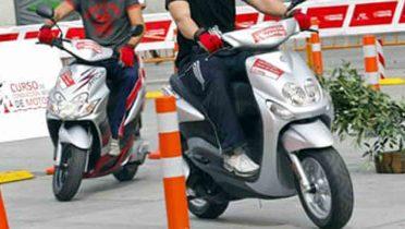 Motos localizables ante accidente o robo