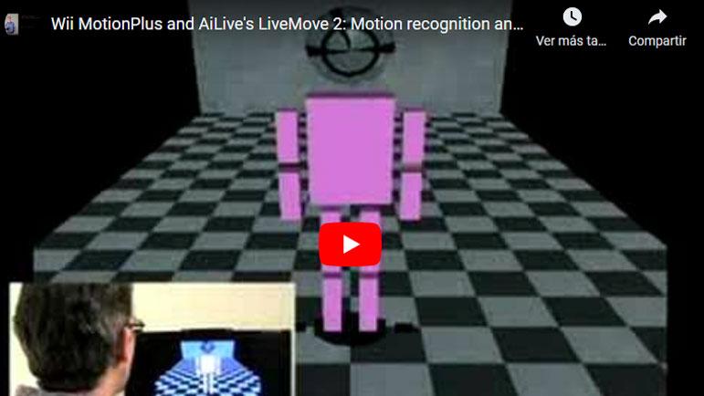 Video explicativo de la Wii Motion Plus