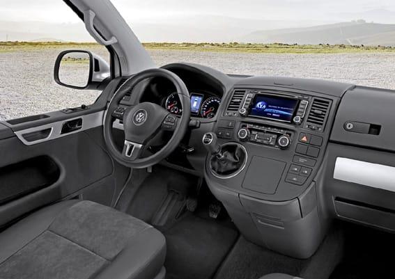 Nueva gama T5 de Volkswagen