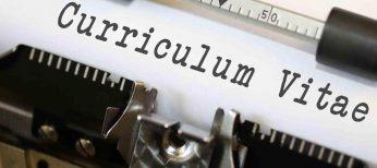 Las mentiras en el currículum, algo más que habitual