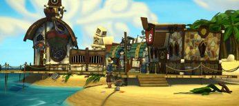 La mítica aventura gráfica Monkey Island se puede descargar directamente con la Wii