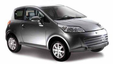 El coche eléctrico JDM Aloes tiene un descuento de 2.180 euros con el Plan Movele