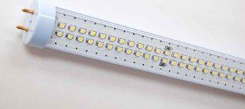 Los LED de segunda generación tienen un 40% más de potencia lumínica que los LED normales
