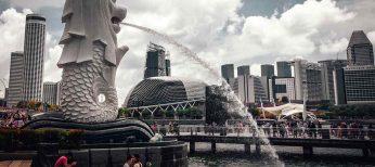 Singapur es uno de los países más ricos del mundo