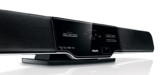 Soundbar subwoofer de Philips