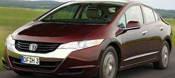 Cero emisiones con el Honda FCX Clarity