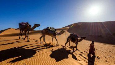 Todo el misterio del Sahara, a dos horas para escapadas de fin de semana