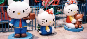 Hello Kitty cumple 35 años
