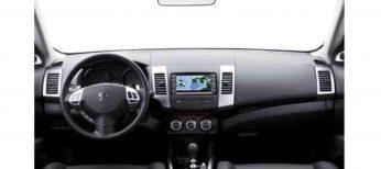 Peugeot 4007, todoterreno compacto como una berlina