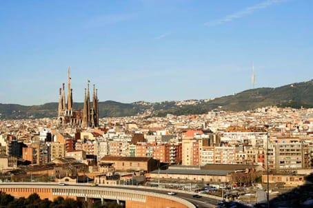 Barcelona con Sagrada Familia