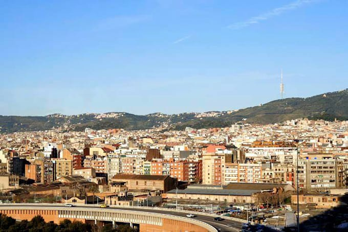 Barcelona sin Sagrada Familia