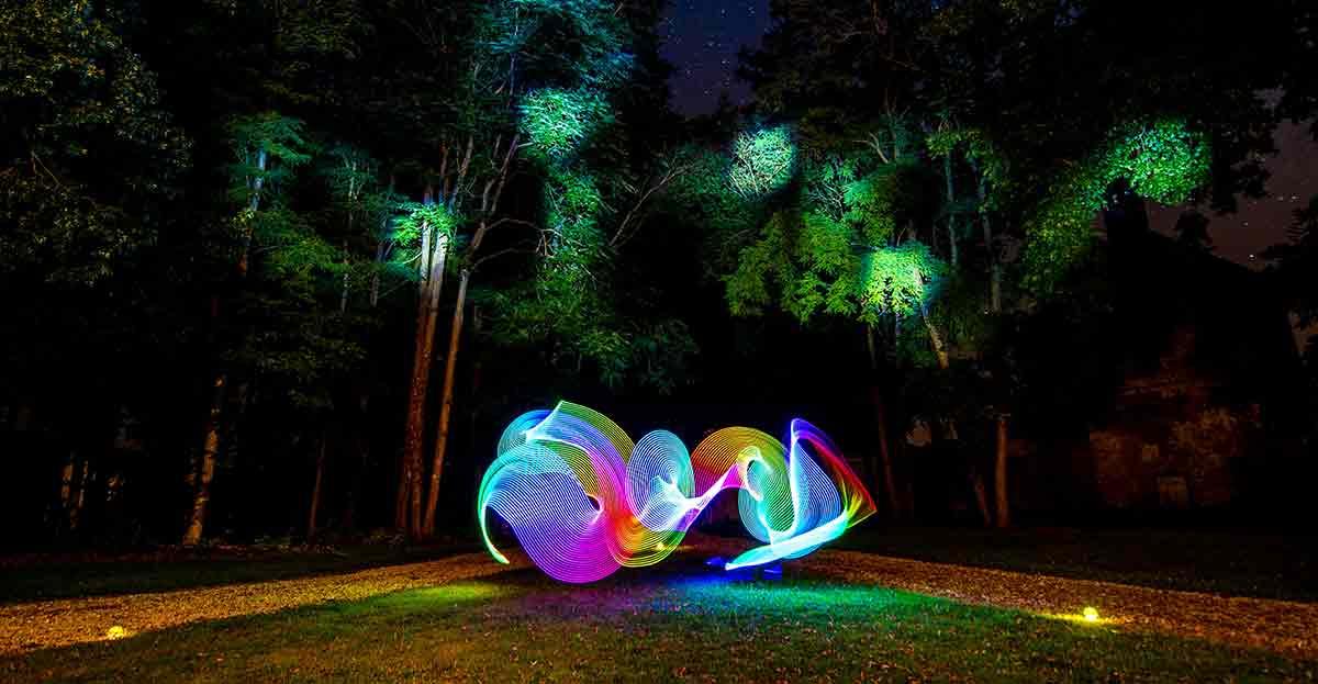 Haz crecer las plantas del jardín con LEDs