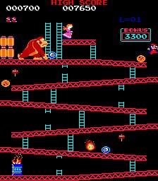 Donkey Kong Mario Jumpman