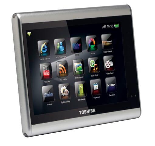 Toshiba Journe E Touch