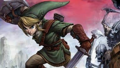 Link en busca de la princesa Zelda