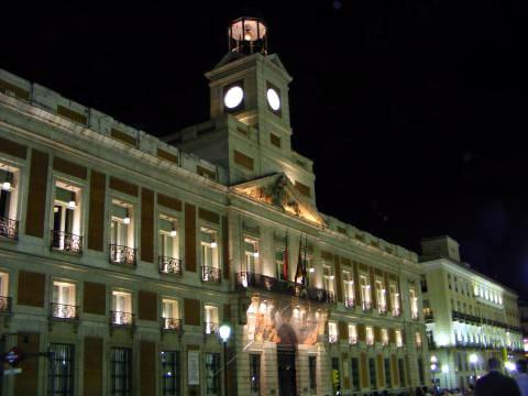 C mo reclamar por una nochevieja desastrosa for Puerta del sol en nochevieja
