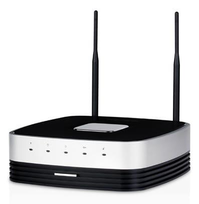 Disco duro wifi que actúa como un servidor para conectar todos los dispositivos del hogar