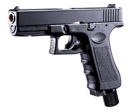 Pistola imitacion airsoft