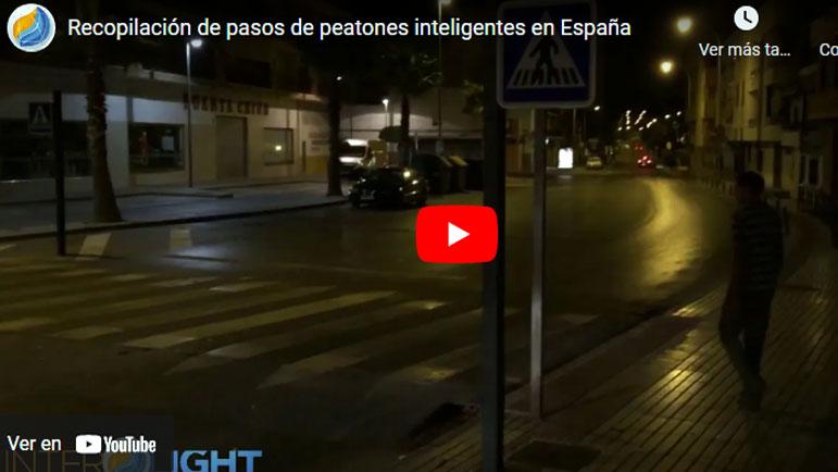 Video explicativo paso de peatones en Cataluña