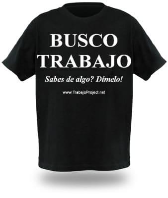 Camiseta Trabajo Project