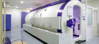 La cámara hiperbárica, lo último entre los deportistas de elite y en los tratamientos de belleza